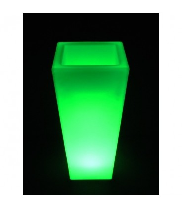 cubo con luz decor LED