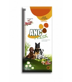 ANC fresh lamb and rice