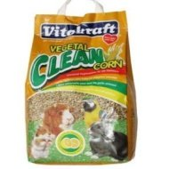 lecho vegetal clean corn de vitakraft