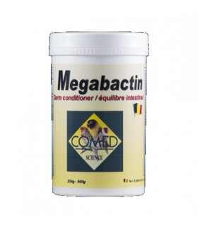 megabactin comed bird (protector intestinal aves)