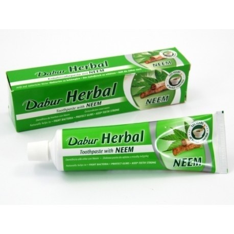 dentifrico de neem dabur 100 ml