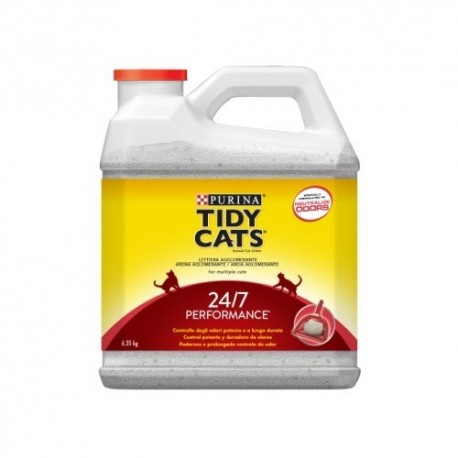 arena aglomerante Tidy Cats Performance 24/7