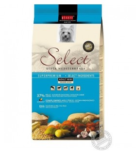 picart select adult mini chicken and rice