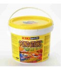 alimento para peces de estanque kiki pond sticks