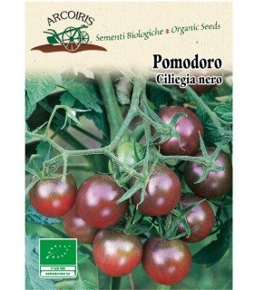 Tomate Black Cherry (Semillas Ecológicas)