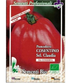 tomate cosentino (red pear) semillas ecológicas