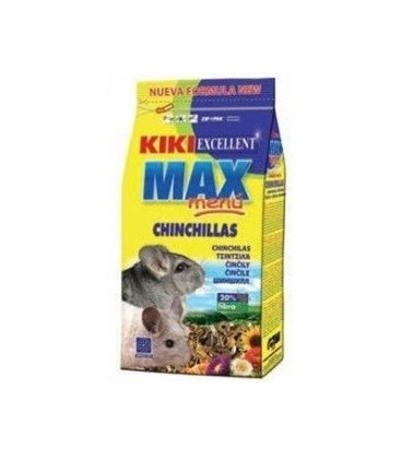 mixtura para chinchillas kiki
