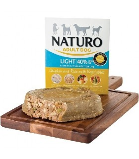 Naturo light pollo y arroz