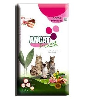 ancat fresh sterilized - gatos esterilizados