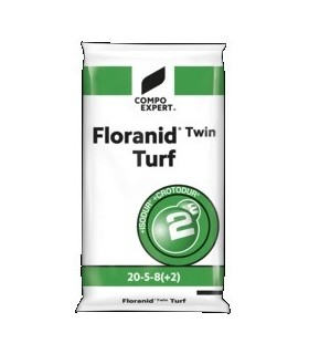 Floranid twin turf - abono cesped uso intensivo